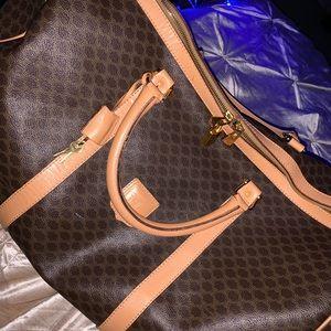 Vintage CELINE duffle bag